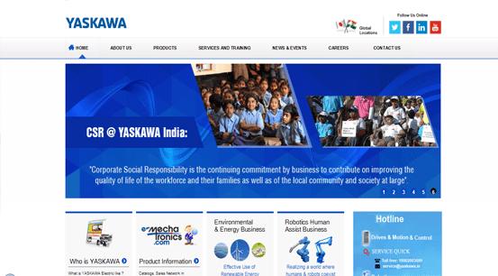 Have a look at our portfolio - 360 Website Designing